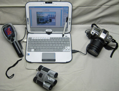 Camera, Infrared, Endoscope
